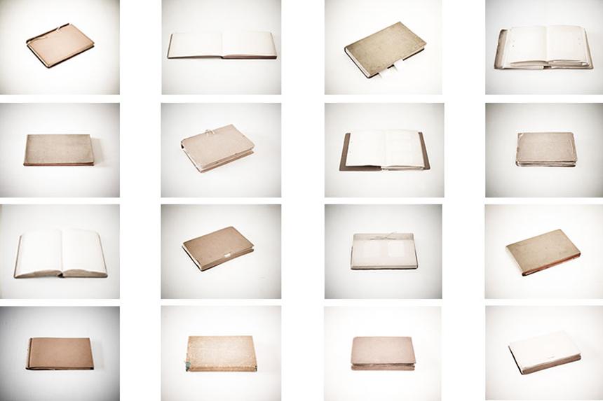 Hidden Paper (# 3) - 2010 / 2014