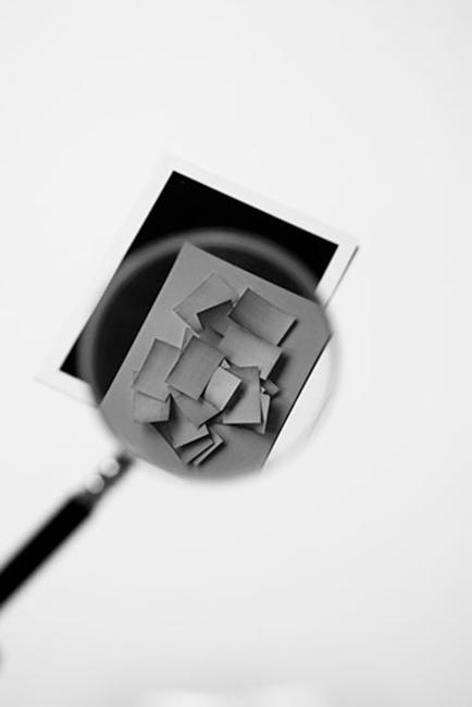 Hidden Paper (# 1) - 2010 / 2014