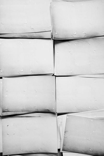 Hidden Paper (# 8) - 2010 / 2014