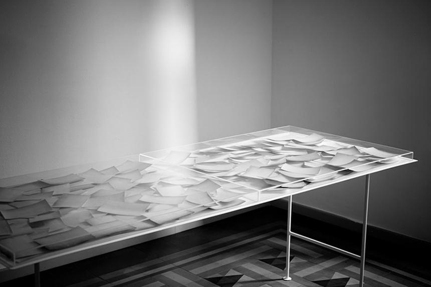 Hidden Paper - 2010 / 2014