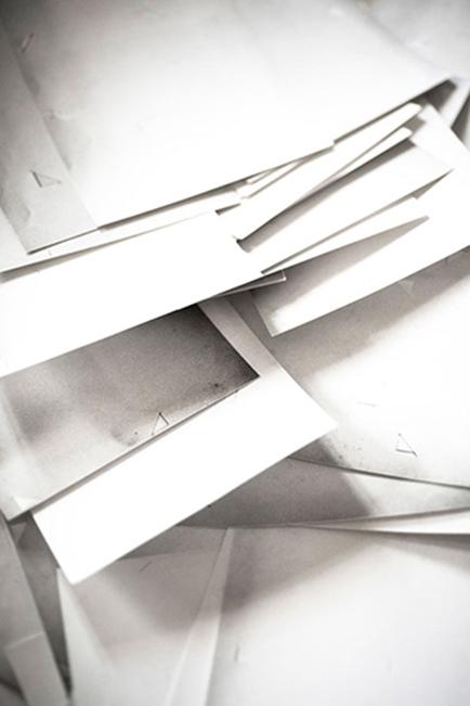 Hidden Paper (# 5) - 2010 / 2014